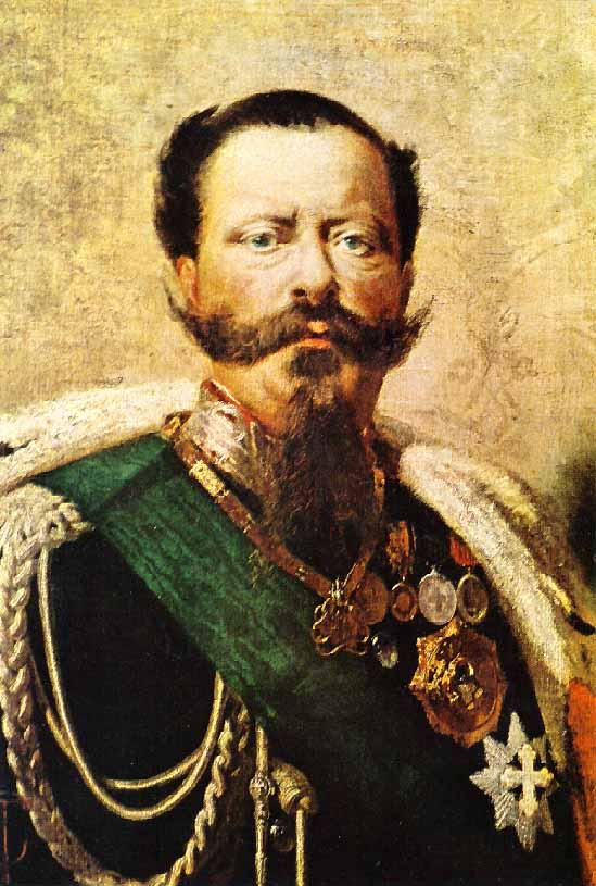 Tranquillo Cremona Vittorio Emanuele II