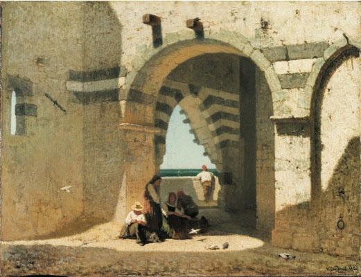 Vincenzo Cabianca San Pietro a Porto Venere
