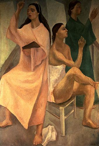 Alberto Ziveri Composizione 1933