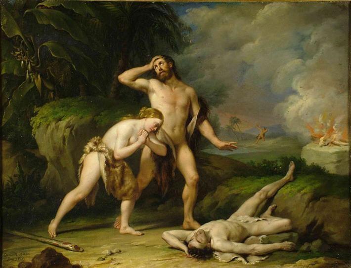 Clemente Alberi La scoperta del delitto di Caino