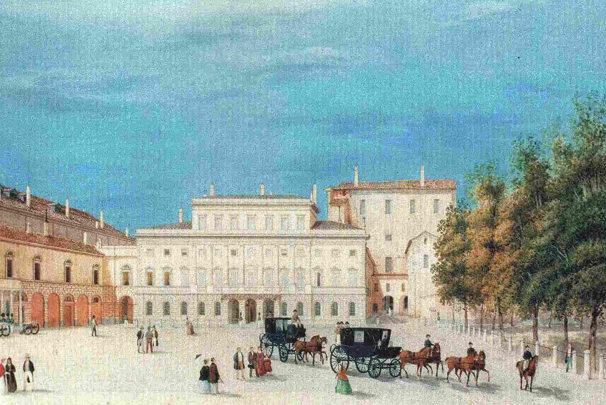 Giuseppe Alinovi Palazzo Ducale Pilotta