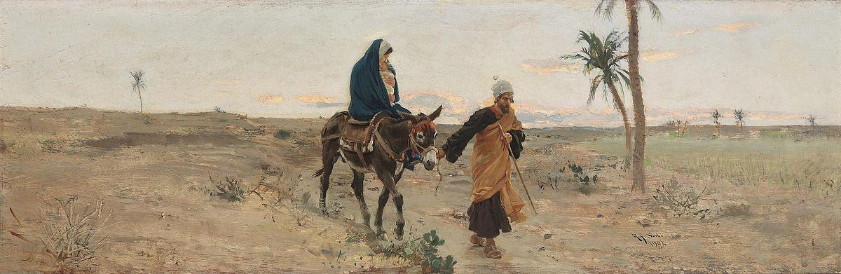 Raffaello Sorbi Egitto 1904