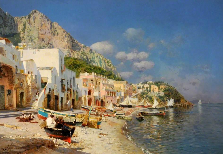 Rubens santoro - Capri