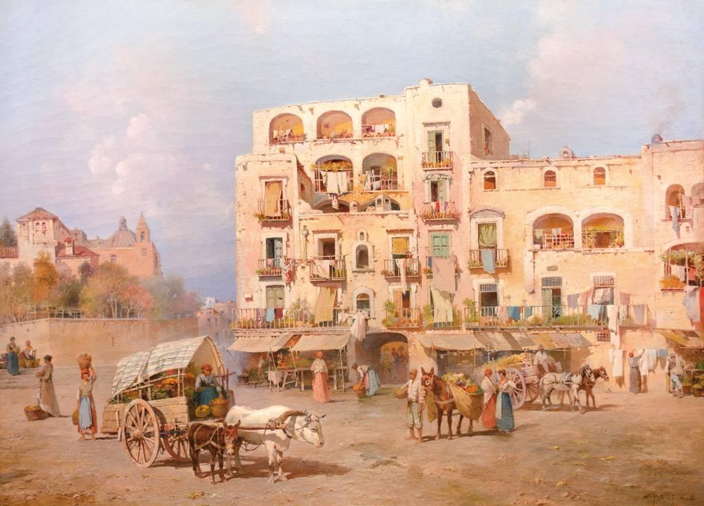 Salvatore Petruolo Basso Porto di Napoli