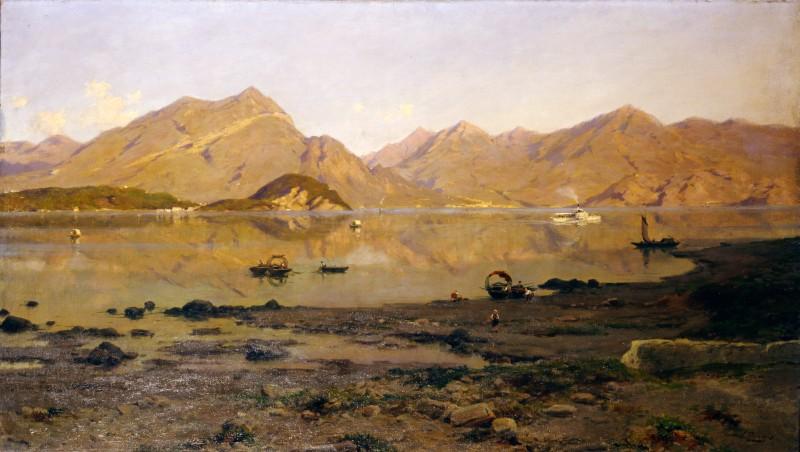 Silvio Poma Lago di Como