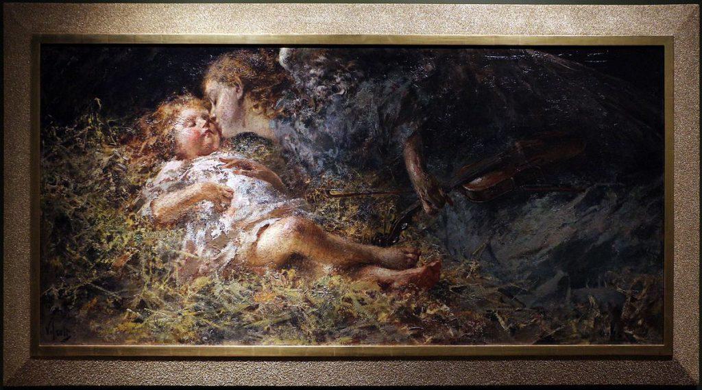 Vincenzo Irolli l'angelo musicante