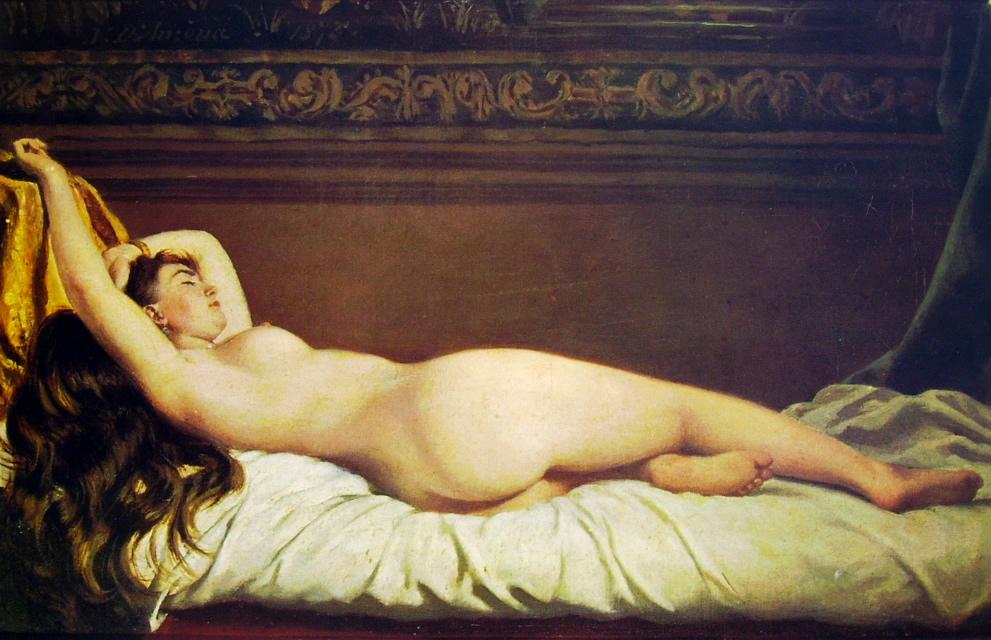 Vito d'Ancona Nudo