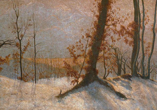 Vittore Grubicy - Neve 1897