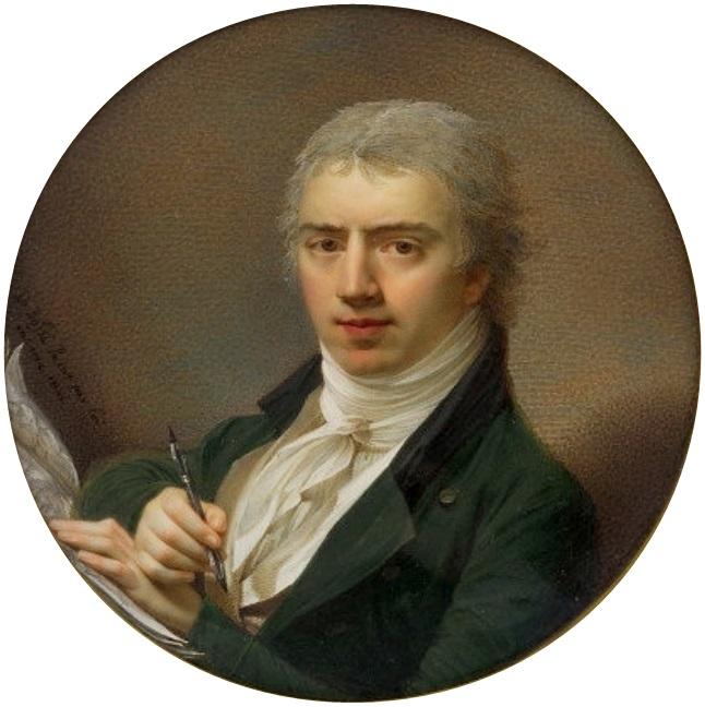 Domenico Bossi Autoritratto