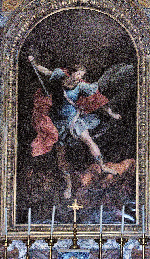 Giovanni Bigatti San Michele Arcangelo