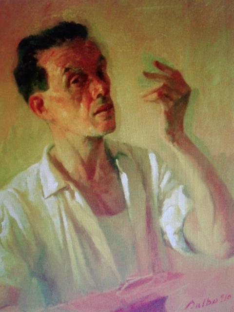 Giuseppe Balbo Autoritratto