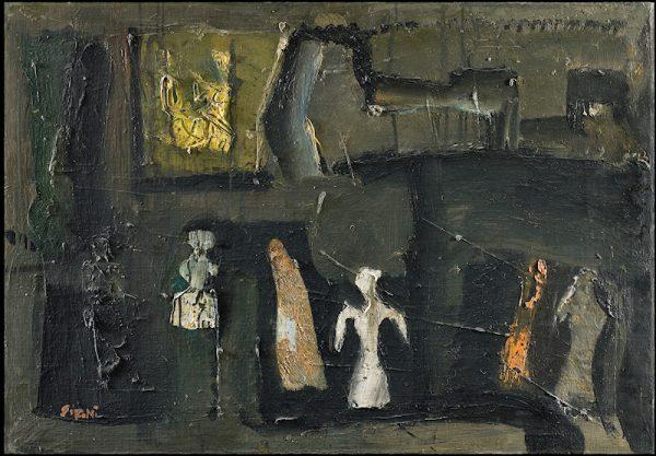 Mario Sironi Composizione e figure