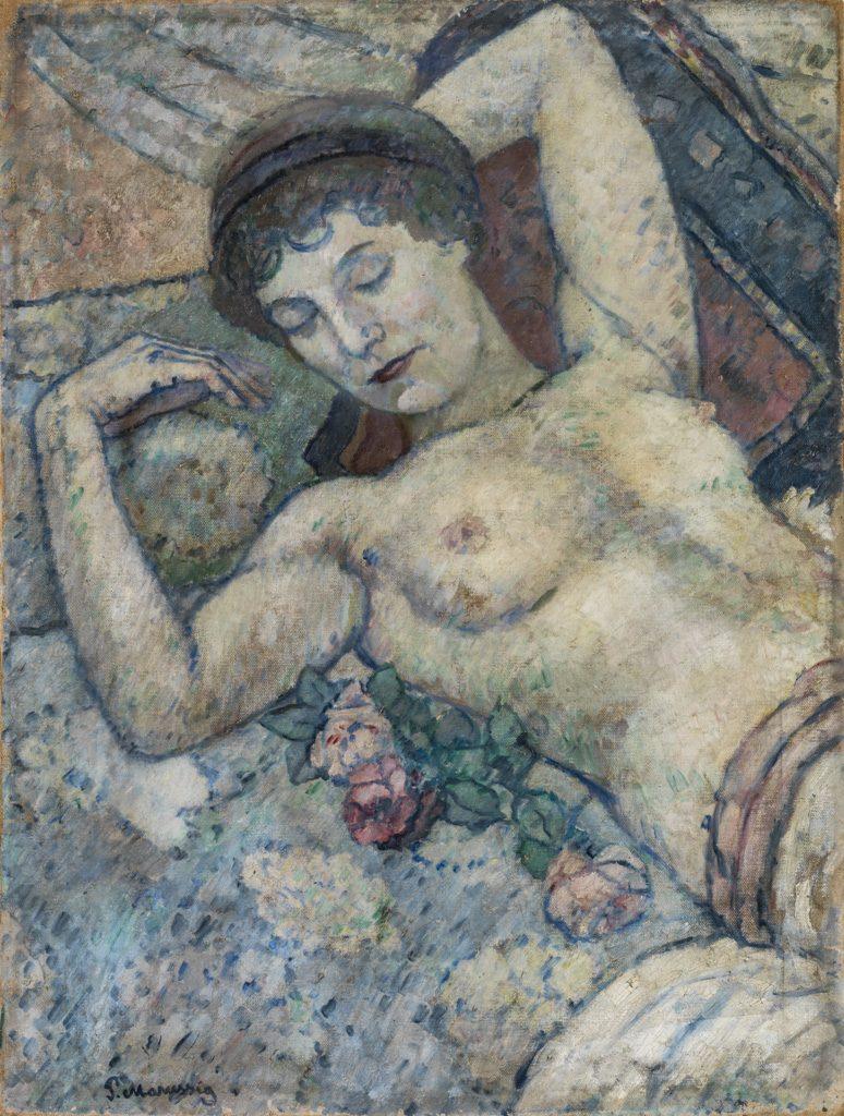 Pietro Marussig - Nudo