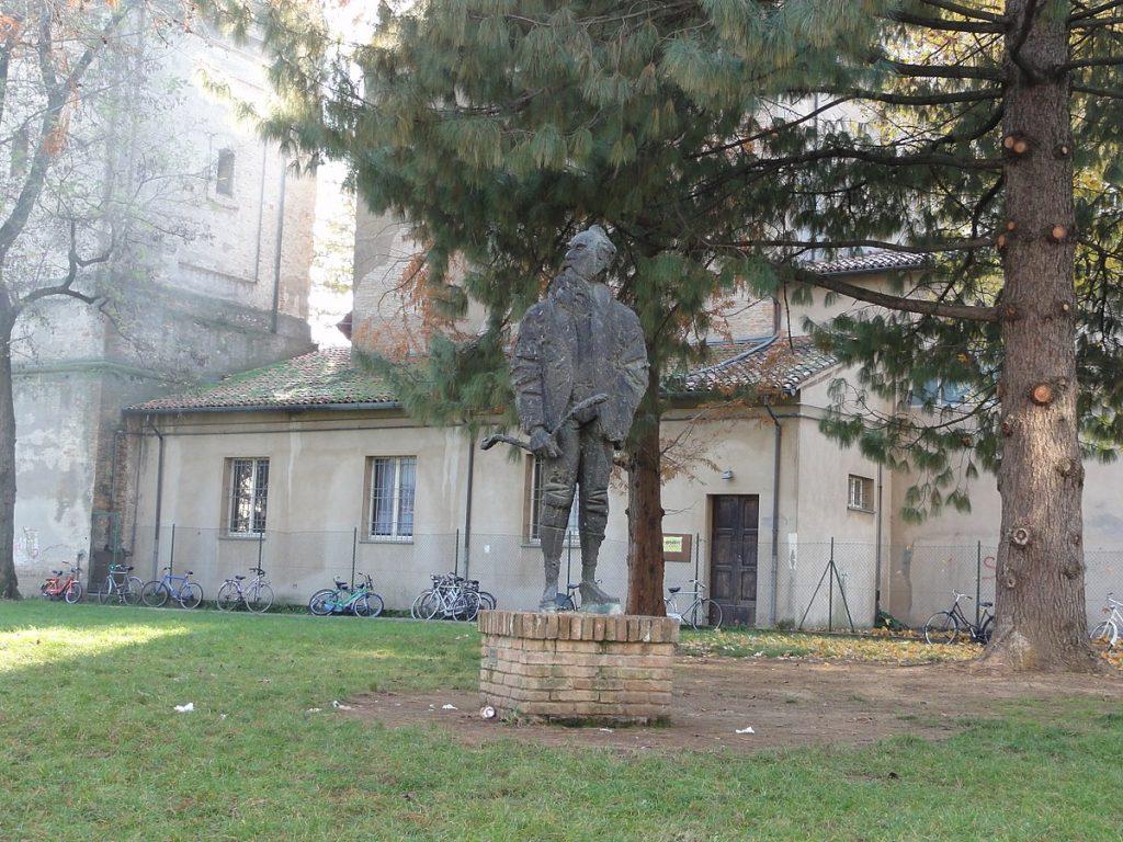 Angelo Biancini Monumento ad A. Oriani