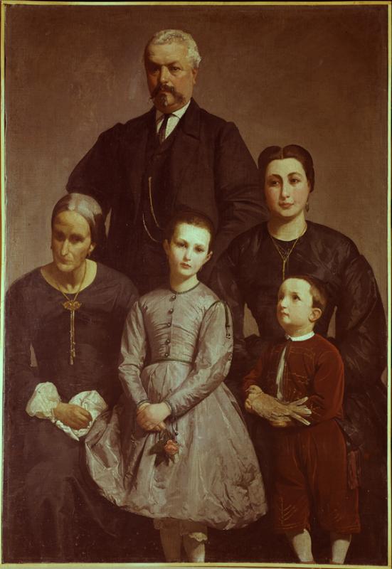 Antonio Berti Famiglia Castellani