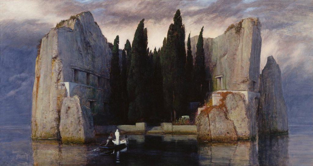Arnold Böcklin Isola dei Morti