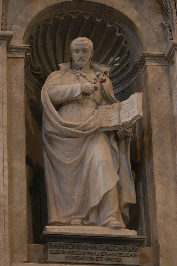 Cesare Aureli S. Antonio Zaccaria