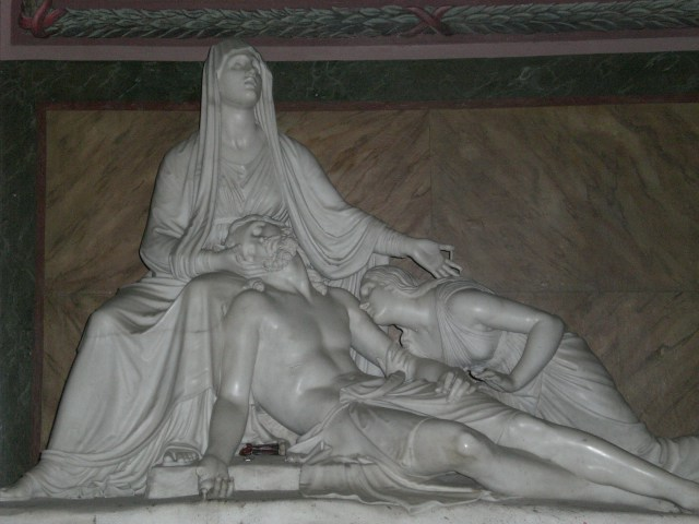 Cincinnato Baruzzi Pietà