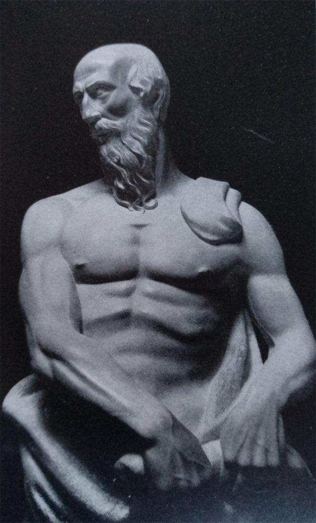 Enzo Assenza San Bartolomeo particolare in marmo