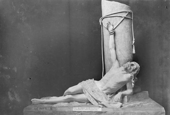 Girolamo Bortotti Cristo Flagellato