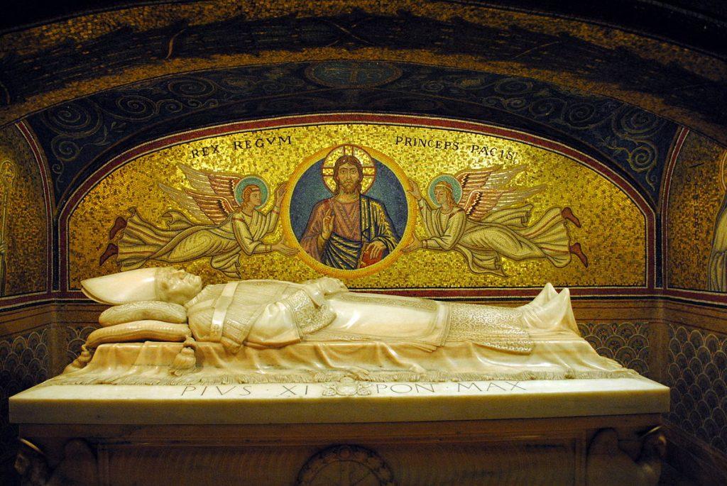 Giannino Castiglioni Tomba di Pio XI