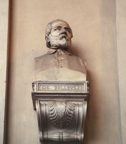 Giovanni Bellezza Busto
