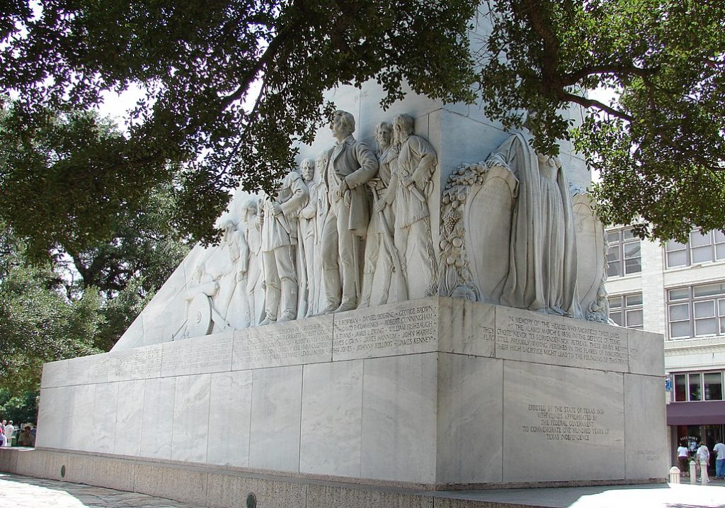 Pompeo Coppini Alamo Memorial