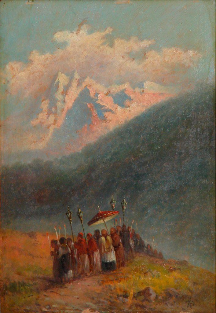 Serafino de Avendaño Processione