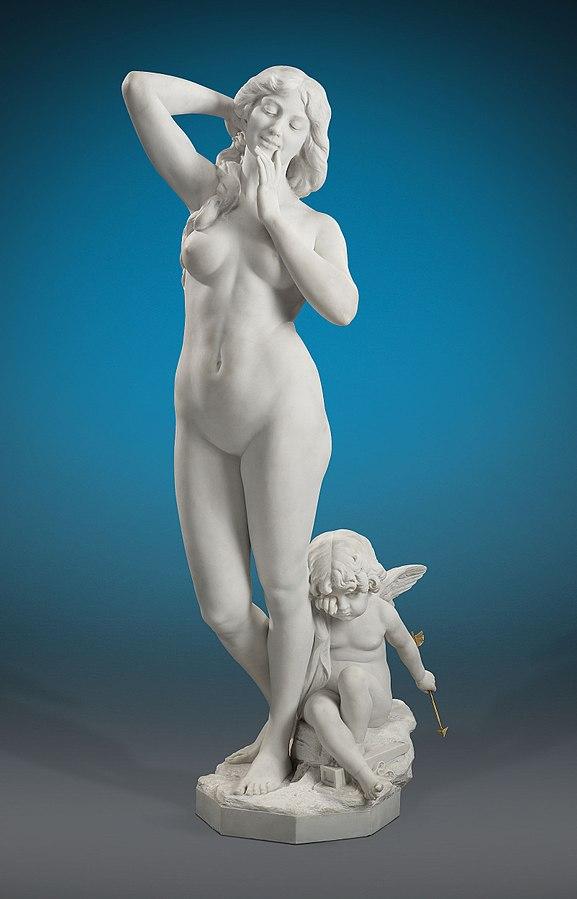 Antonio Frilli Venere e Cupido