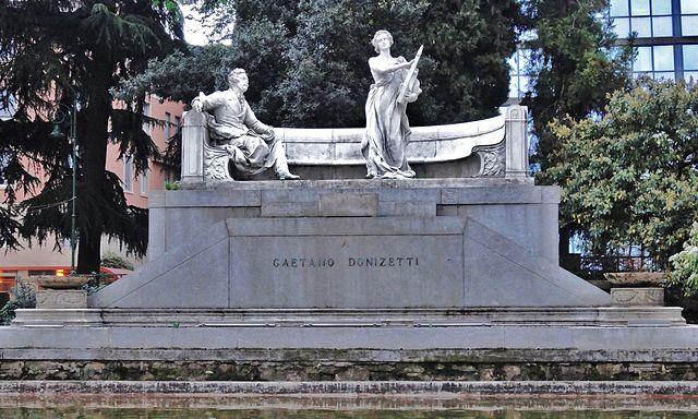 Francesco Jerace Bergamo Donizetti