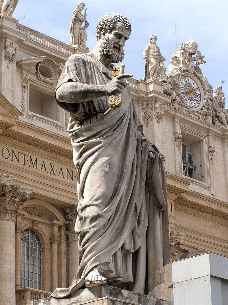 Giuseppe De Fabris Piazza San Pietro