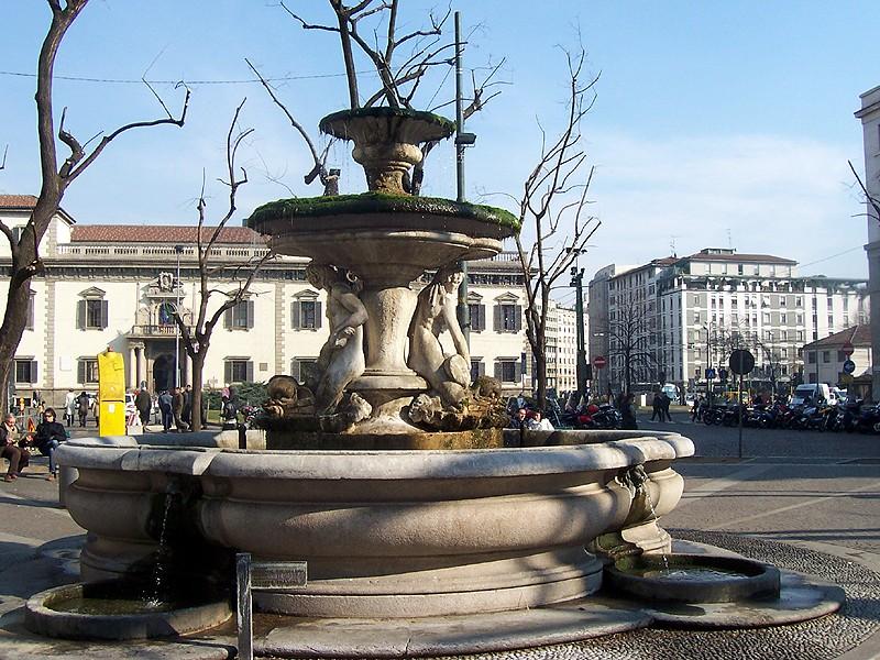 Giuseppe Franchi Milano Piazza Fontana