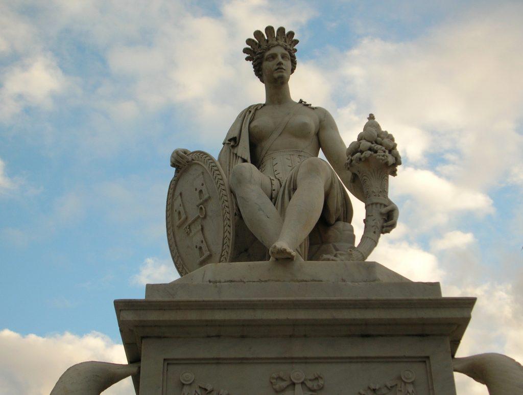 Giuseppe Gaggini Fontana dell'India L'Avana Cuba