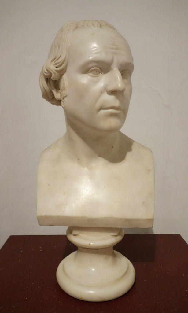 Giuseppe Gaggini Scultura di Nicolo Traverso