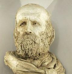Michele La Spina Busto di Garibaldi