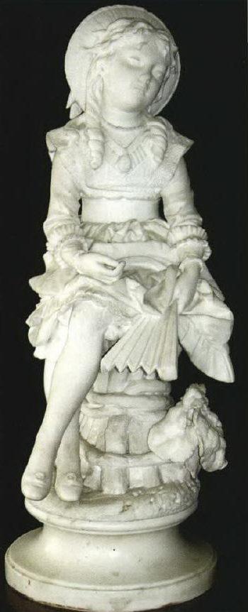 Pietro Lazzerini Scultura Marmo