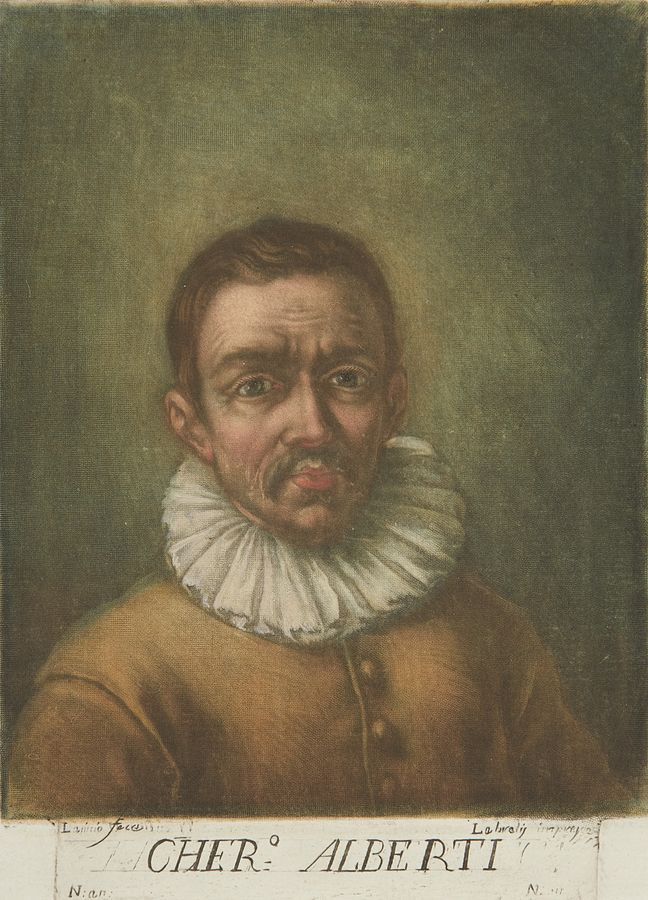 Cherubini Alberti Ritratto