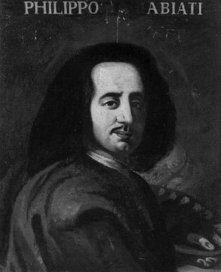 Filippo Abbiati Autoritratto