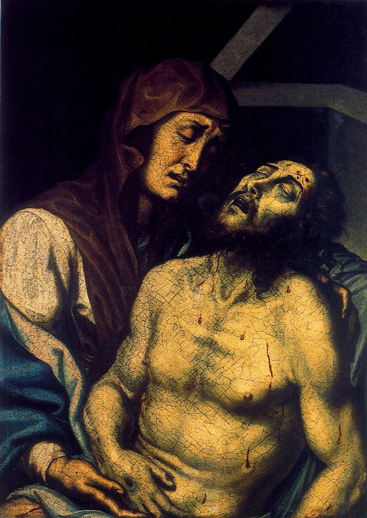 Giovanni De Gregorio detto Pietrafesa Pietà