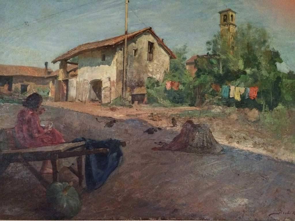 Mario Acerbi - Colazione