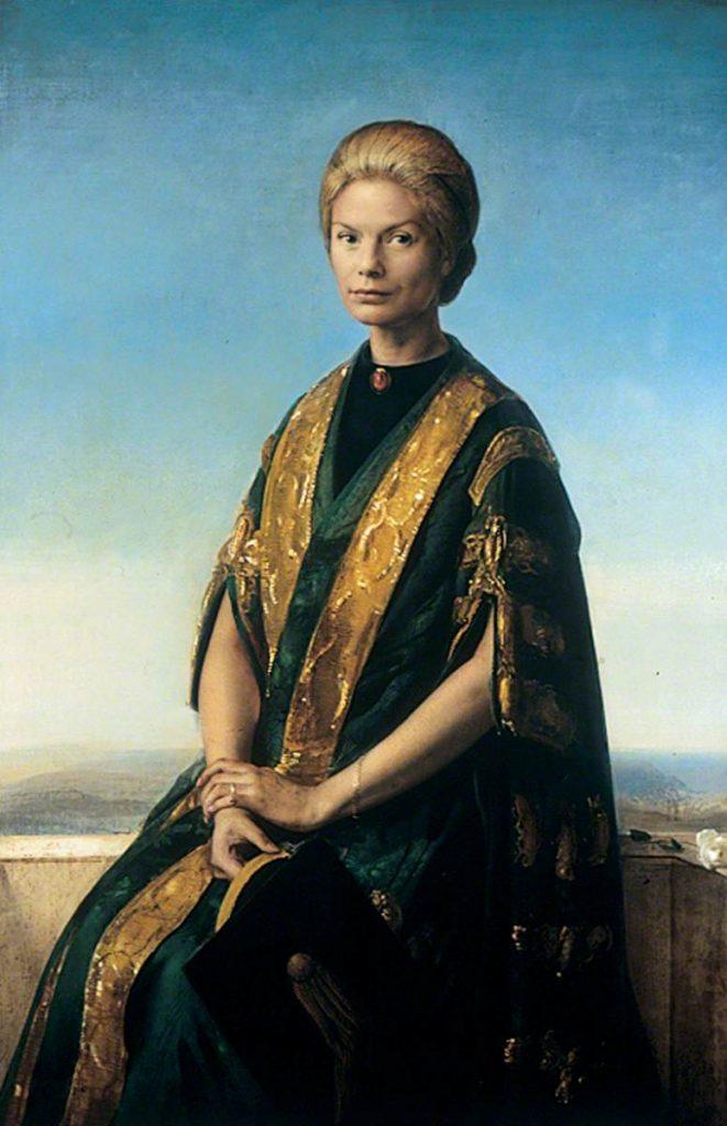 Pietro Annigoni - Duchessa di Kent 1933