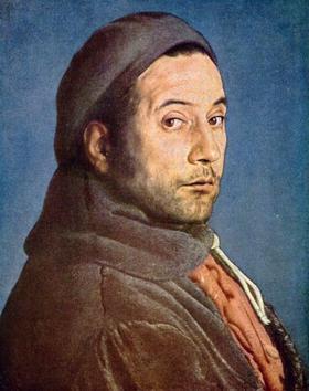 Pietro Annigoni autoritratto