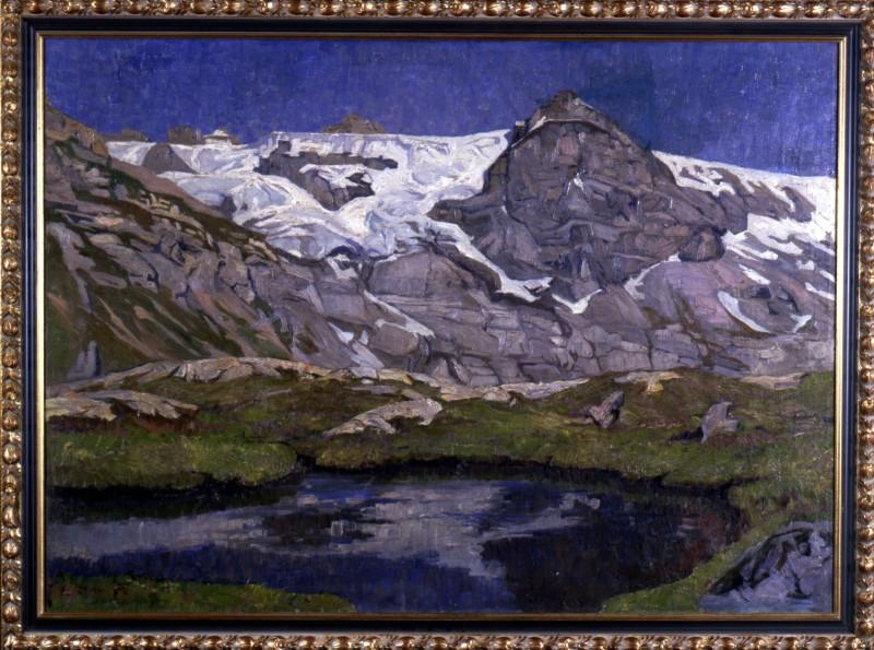 Raffaele De Grada Le Alpi di Glarus