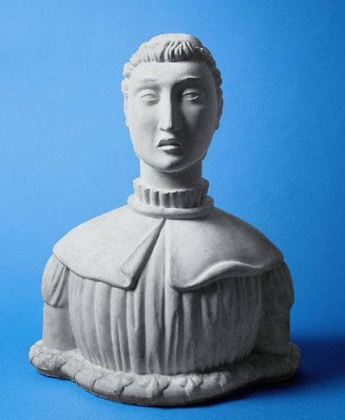 Arturo Martini Busto di fanciulla
