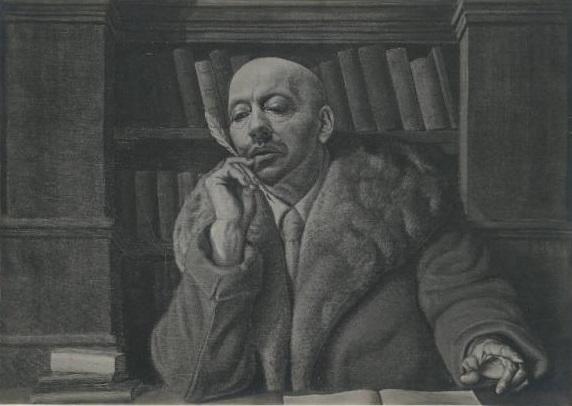 Astolfo de Maria Gabriele D'Annunzio 1930