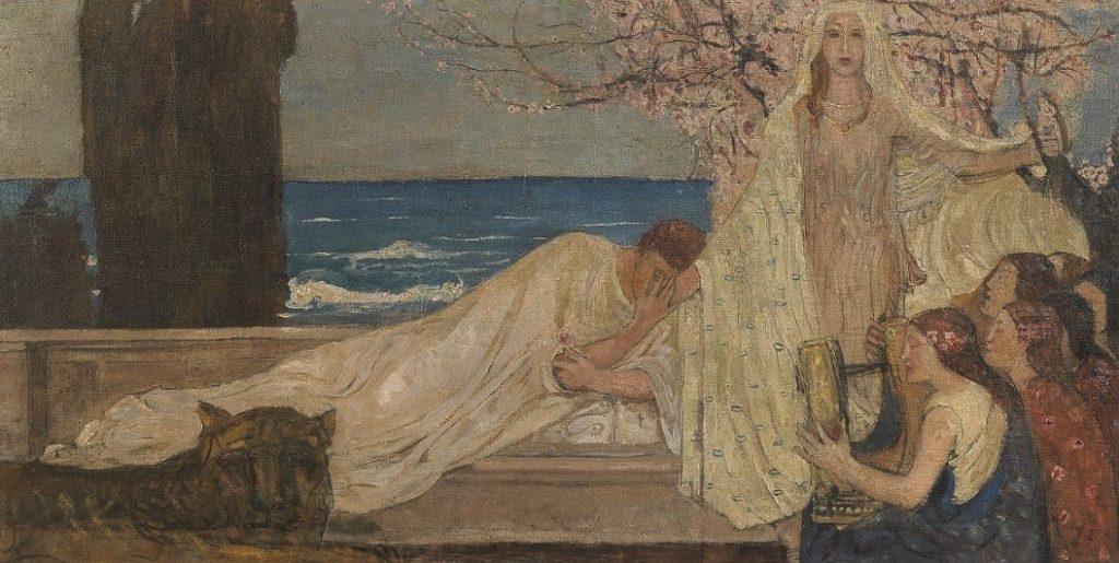 Giulio Bargellini La primavera
