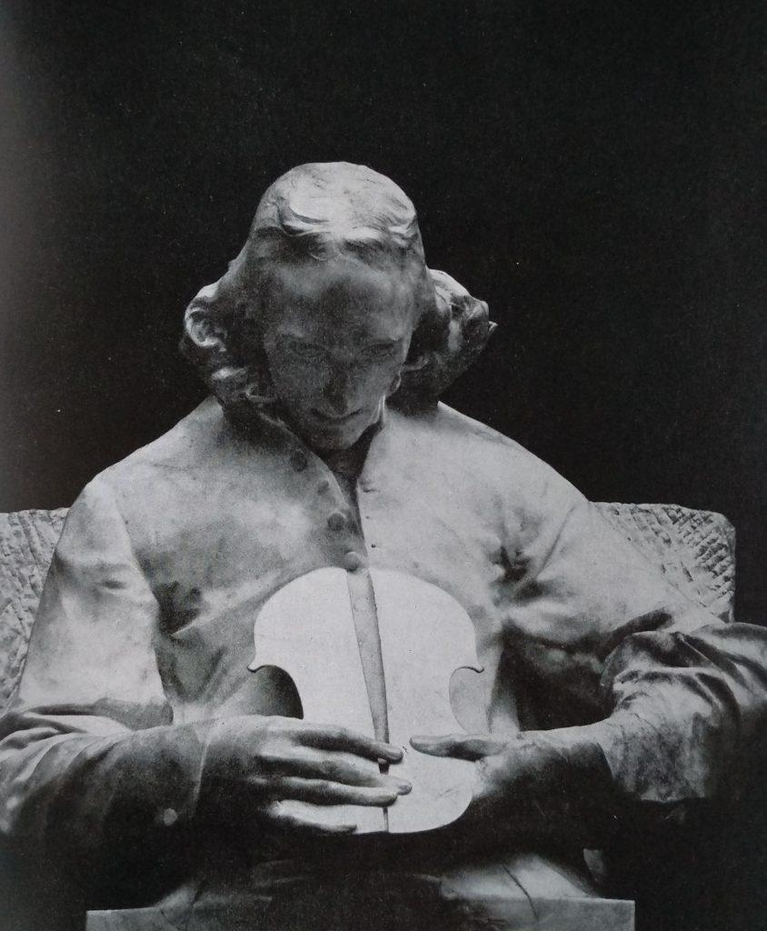 Angelo Zanelli - Gaspare da Salò Marmo