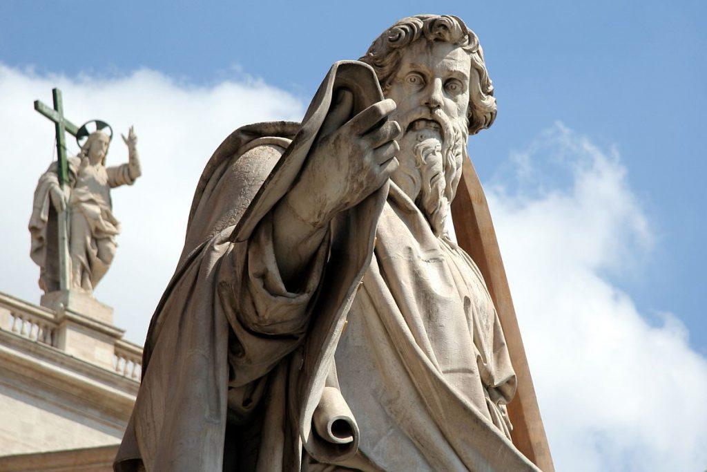 Adamo Tadolini San Paolo in Vaticano