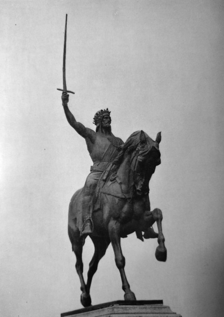Carlo Marochetti Riccardo cuor di Leone