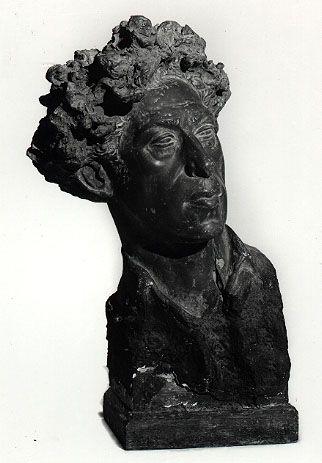 Eleuterio Riccardi Ritratto di Bruno Barilli